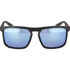 100% Renshaw Brille matte black/hiper multilayer mirror